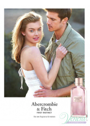 Abercrombie & Fitch First Instinct for Her EDP 100ml για γυναίκες ασυσκεύαστo