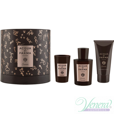 Acqua di Parma Colonia Quercia Set (EDC Co...