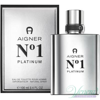 Aigner No1 Platinum EDT 100ml за Мъже Мъжки Парфюми