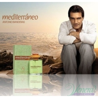 Antonio Banderas Mediterraneo EDT 200ml for Men Men's Fragrance