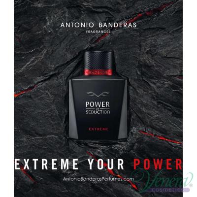 Antonio Banderas Power of Seduction Extreme EDT 100ml за Мъже Мъжки Парфюми
