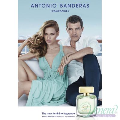 Antonio Banderas Queen of Seduction EDT 80ml за Жени Дамски Парфюми