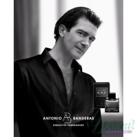 Antonio Banderas Seduction in Black EDT 100ml for Men Without Package Men's Fragrances without package