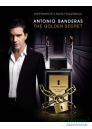 Antonio Banderas The Golden Secret EDT 200ml за Мъже