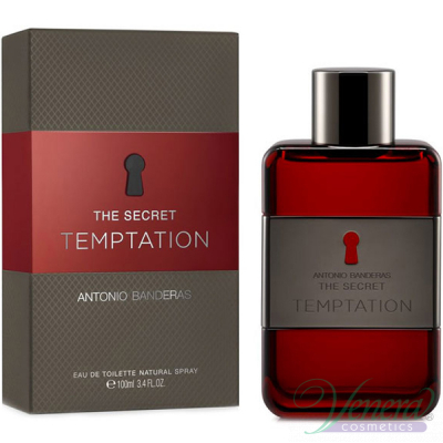 Antonio Banderas The Secret Temptation EDT 100ml за Мъже
