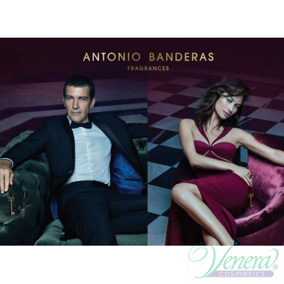 Antonio Banderas The Secret Temptation EDT 50ml за Мъже Мъжки Парфюми
