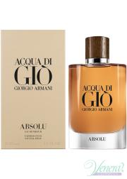 Armani Acqua Di Gio Absolu EDP 125ml για άνδρες Ανδρικά Αρώματα