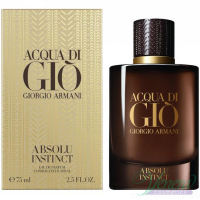 Armani Acqua Di Gio Absolu Instinct EDP 75ml за Мъже Мъжки Парфюми