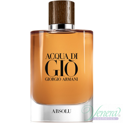 Armani Acqua Di Gio Absolu EDP 75ml за Мъже БЕЗ ОПАКОВКА Мъжки Парфюми без опаковка