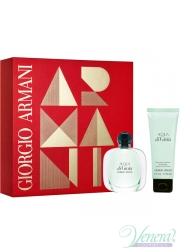 Armani Acqua Di Gioia Set (EDP 30ml + Body Lotion 75ml) για γυναίκες Γυναικεία σετ