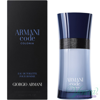 Armani Code Colonia EDT 50ml за Mъже