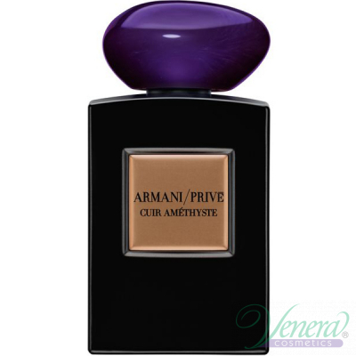 Armani Prive Cuir Amethyste EDP 100ml за Мъже и Жени БЕЗ ОПАКОВКА
