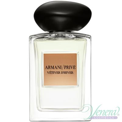 Armani Prive Vetiver d'Hiver EDT 100ml за Мъже БЕЗ ОПАКОВКА Мъжки Парфюми без опаковка