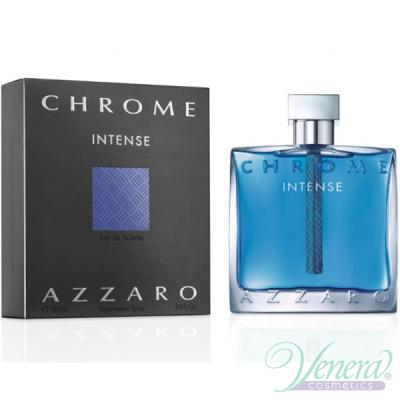Azzaro Chrome Intense EDT 50ml за Мъже Мъжки Парфюми