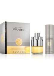 Azzaro Wanted Set (EDT 100ml + Deo Spray 150ml) για άνδρες Ανδρικά Σετ