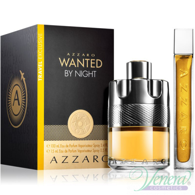Azzaro Wanted by Night Комплект (EDP 100ml...