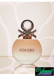 Benetton Colors Woman Rose EDT 50ml για γυναίκες Γυναικεία αρώματα