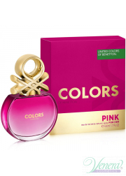 Benetton Colors de Benetton Pink EDT 50ml για γυναίκες Γυναικεία αρώματα