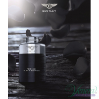 Bentley Bentley For Men Black Edition EDP 100ml за Мъже БЕЗ ОПАКОВКА Мъжки парфюми без опаковка