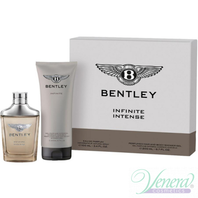Bentley Infinite Intense Комплект (EDP 100ml + SG 200ml) за Мъже