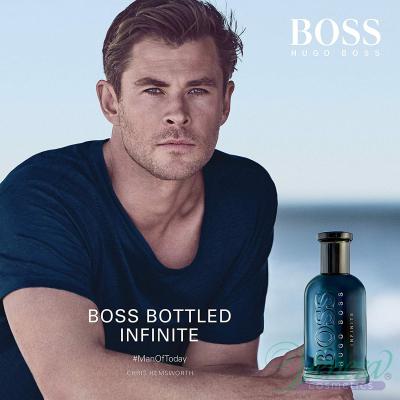 Boss Bottled Infinite Комплект (EDP 50ml + SG 100ml) за Мъже Мъжки Комплект