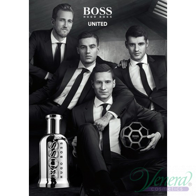 Boss Bottled United EDT 50ml pentru Bărbați Men's Fragrance
