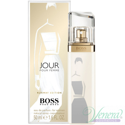 Boss Jour Pour Femme Runway Edition EDP 50ml за Жени Дамски Парфюми