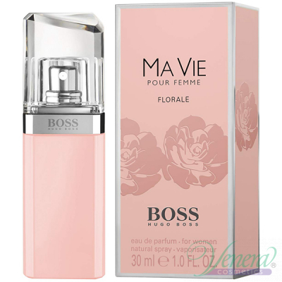 Boss Ma Vie Florale EDP 30ml за Жени Дамски Парфюми