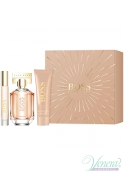 Boss The Scent for Her Set (EDP 50ml + EDP...
