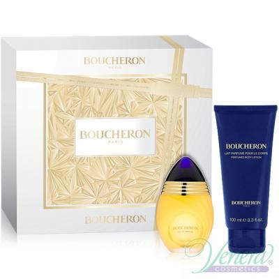Boucheron Pour Femme Комплект (EDP 50ml + BL 100ml) за Жени Дамски Комплекти