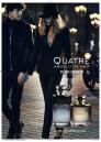 Boucheron Quatre Absolu de Nuit Pour Femme Комплект (EDP 100ml +BL 100ml + SG 100ml) за Жени