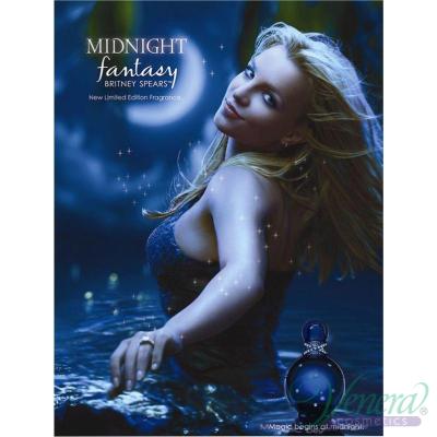 Britney Spears Midnight Fantasy EDP 100ml за Жени