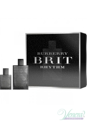 Burberry Brit Rhythm Set (EDT 90ml + EDT 30ml) για άνδρες Αρσενικά Σετ