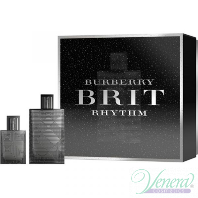 Burberry Brit Rhythm Комплект (EDT 90ml + ...