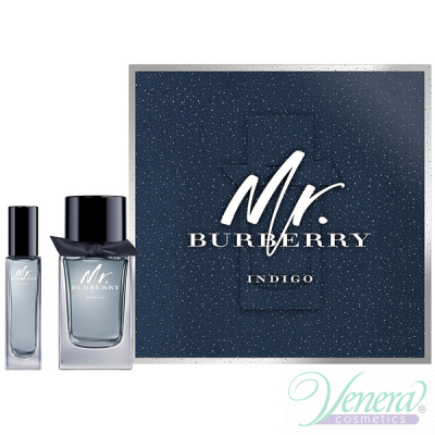 Burberry Mr. Burberry Indigo Комплект (EDT...