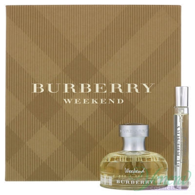 Burberry Weekend Комплект (EDP 50ml + EDP 7.5ml) за Жени Дамски Комплекти