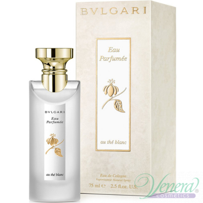 Bvlgari Eau Parfumee Au The Blanc EDC 75ml за Жени Дамски Парфюми