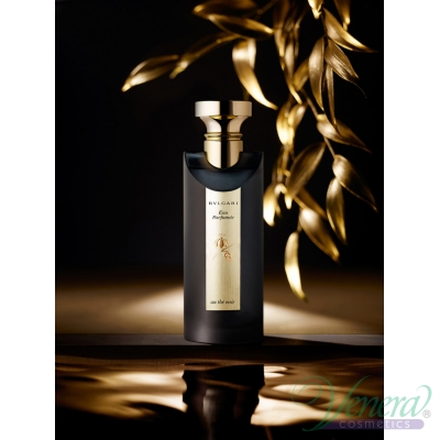 Bvlgari Eau Parfumee Au The Noir Set (EDC 75ml + SG 75ml + BL 75ml + Shampoo 75ml + 75ml Hair Conditioner + Refreshing Towels + Soap) pentru Bărbați și Femei Seturi