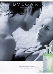 Bvlgari Eau Parfumee Au The Vert EDC 75ml για άνδρες και Γυναικες Unisex Fragrances
