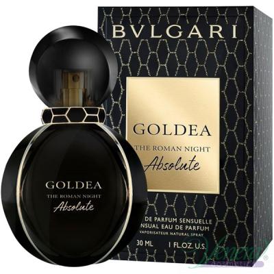 Bvlgari Goldea The Roman Night Absolute EDP 30ml за Жени Дамски Парфюми