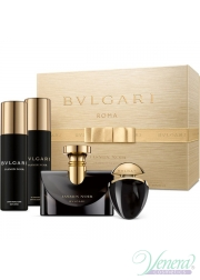 Bvlgari Jasmin Noir Set (EDP 100ml + EDP 25ml + BL 200ml + SG 200ml) για γυναίκες Γυναικεία σετ