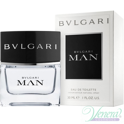 Bvlgari Man EDT 30ml за Мъже Мъжки Парфюми