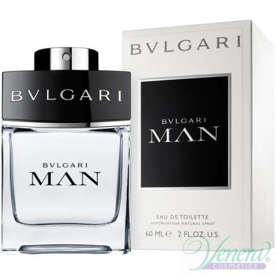 Bvlgari Man EDT 60ml за Мъже Мъжки Парфюми
