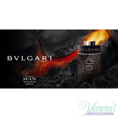Bvlgari Man In Black Essence EDP 100ml за Мъже Мъжки Парфюми