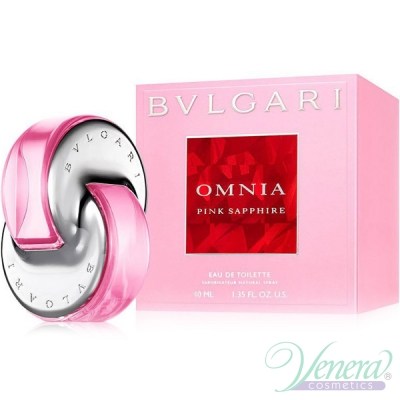 Bvlgari Omnia Pink Sapphire EDT 40ml за Жени