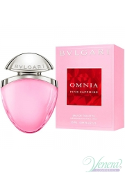Bvlgari Omnia Pink Sapphire Jewel Charms EDT 25ml για γυναίκες Γυναικεία αρώματα