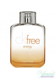 Calvin Klein CK Free Energy EDT 100ml για άνδρες ασυσκεύαστo Men's Fragrances without package
