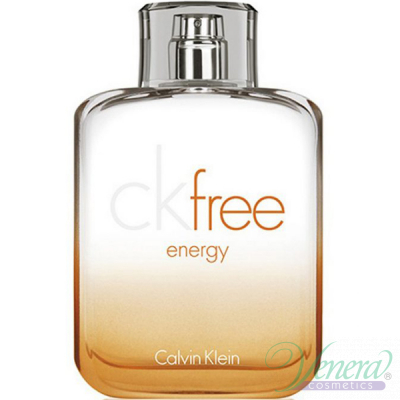 Calvin Klein CK Free Energy EDT 100ml за Мъже БЕЗ ОПАКОВКА Мъжки Парфюми без опаковка