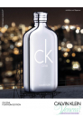 Calvin Klein CK One Platinum Edition EDT 100ml за Мъже и Жени