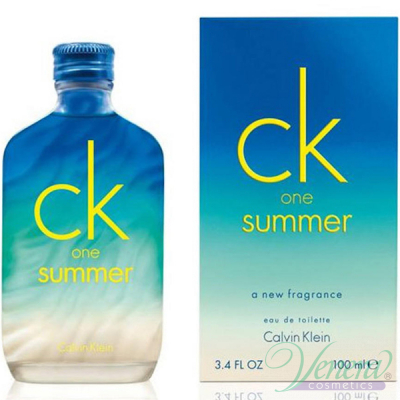 Calvin Klein CK One Summer 2015 EDT 100ml за Мъ...